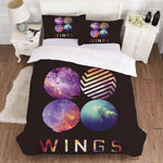 BANGTAN BEDSHEETS - BTS ARMY MERCH