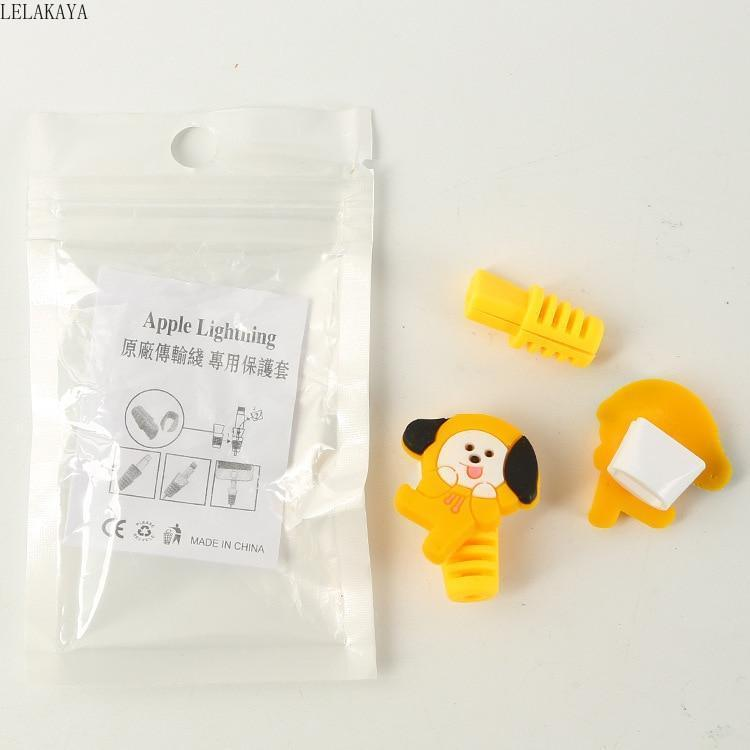 BT21 Cable Protector - BTS accessories
