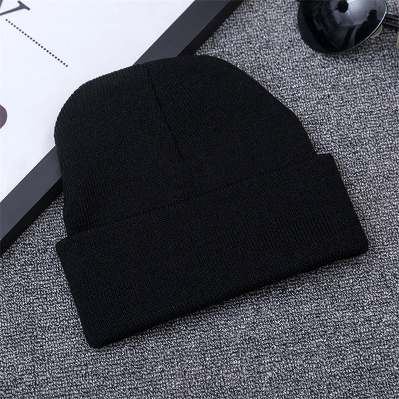 BTS Knitted Beanie - BTS clothing