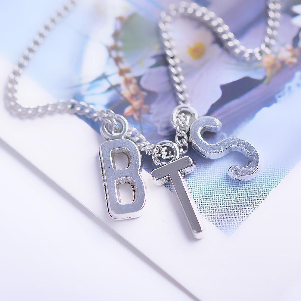 BTS Pendant Necklace - BTS Accessories