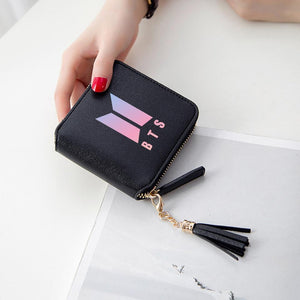 BTS Tassel Purse - BTS Accessories