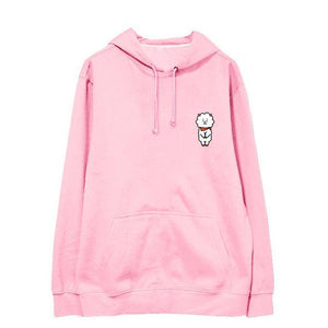 Comfy Hoodies - BTS clothing