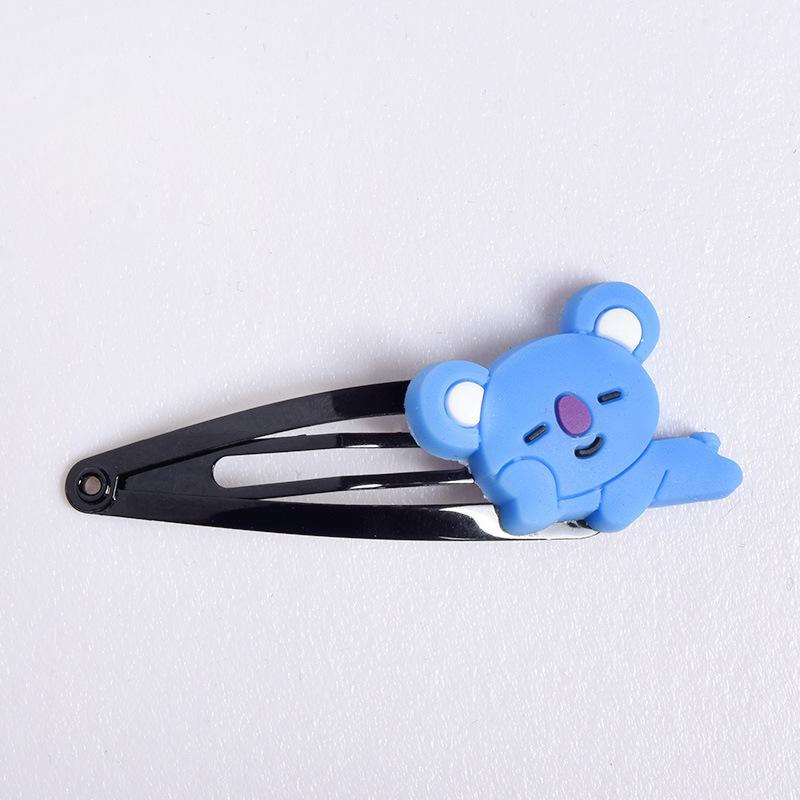Cute Hairclips - BTS Accessories
