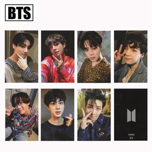 Fake Love Photocards - BTS ARMY MERCH
