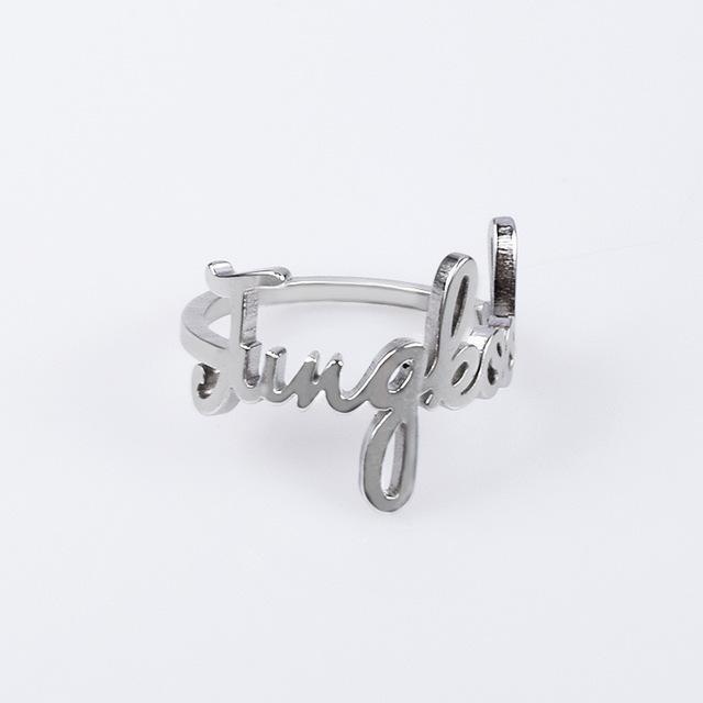 FREE Signature BIAS Rings accessories - jungkook