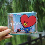 Holographic Purse - BTS ARMY MERCH