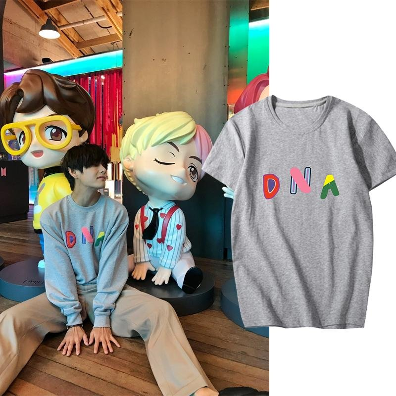 HOUSE OF BTS: DNA T-SHIRTS - BTS ARMY MERCH