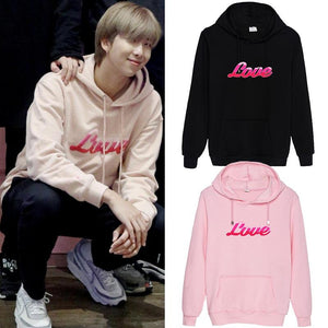 HOUSE OF BTS: LOVE HOODIES - BTS ARMY MERCH