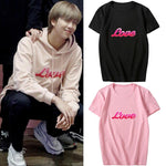 HOUSE OF BTS: LOVE T-SHIRTS - BTS ARMY MERCH