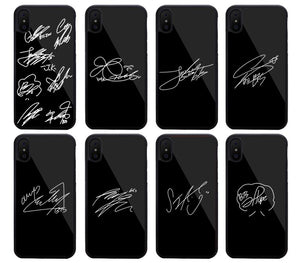 IPHONE CASES TEMPLATE - BTS ARMY MERCH