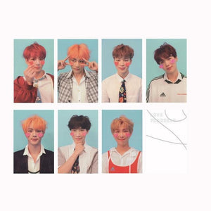 LOVE YOURSELF Answer Photocards - BTS ARMY MERCH