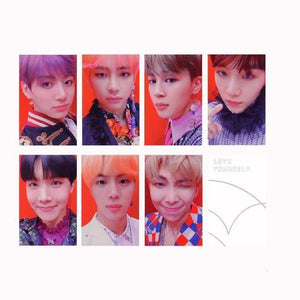 love yourself answer photocards