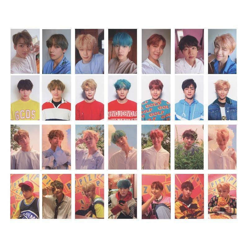 LOVE YOURSELF Her Photocards - BTS ARMY MERCH