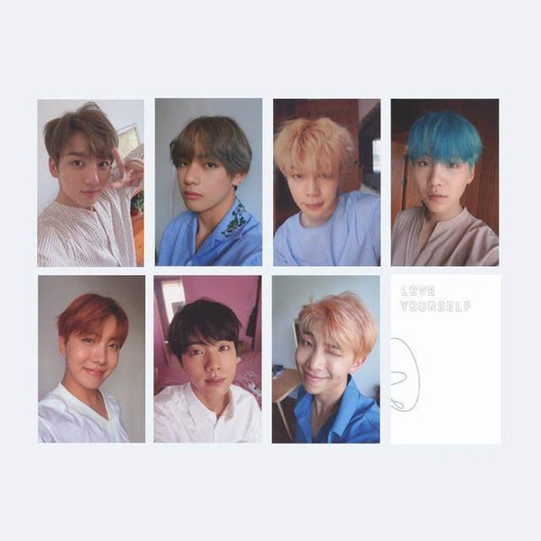 love yourself her photocards 795106 grande