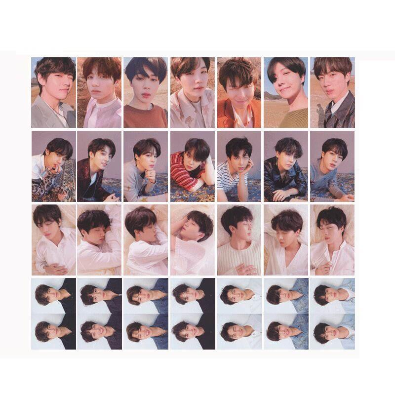 love yourself tear photocards