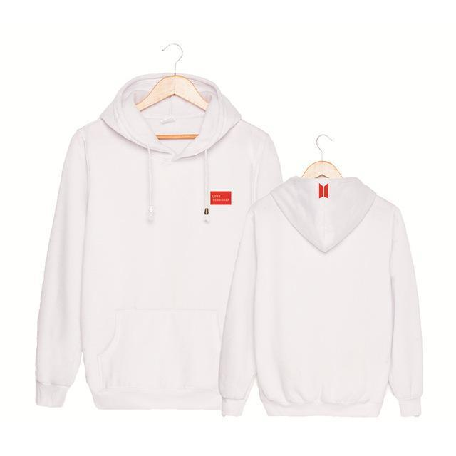 LOVE YOURSELF World Tour Hoodies - BTS clothing