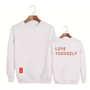 Love Yourself World Tour Sweatshirts - BTS clothing