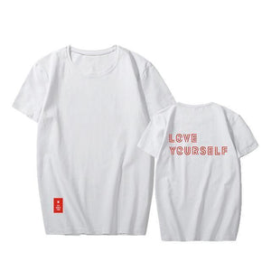 LOVE YOURSELF World Tour T-Shirts - BTS clothing