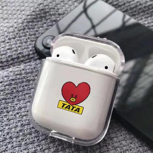 LUX AIRPOD CASE COVER - BTS ARMY MERCH