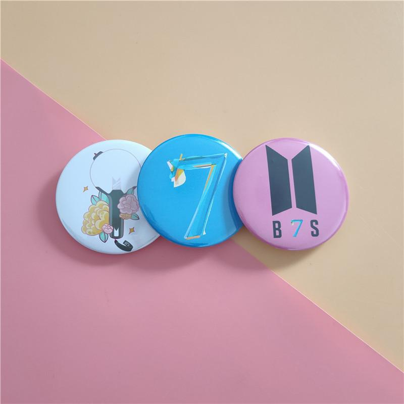 MAP OF THE SOUL: 7 ALBUM BADGES - ARMY MERCH