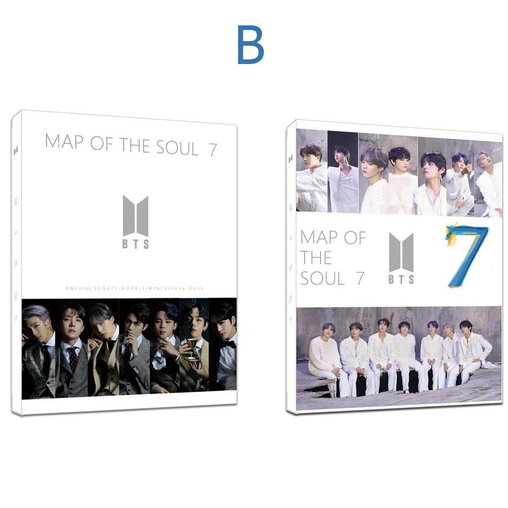 MAP OF THE SOUL: 7 ARMY BOX - BTS ARMY MERCH