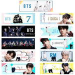 MAP OF THE SOUL: 7 CONCERT BANNER - BTS ARMY MERCH