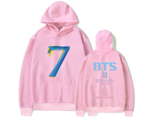 MAP OF THE SOUL: 7 HOODIES - BTS ARMY MERCH