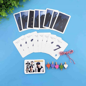 MAP OF THE SOUL: 7 LOMO PHOTOCARDS - BTS ARMY MERCH