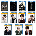 MAP OF THE SOUL: 7 PHOTO CARD BOX - BTS ARMY MERCH