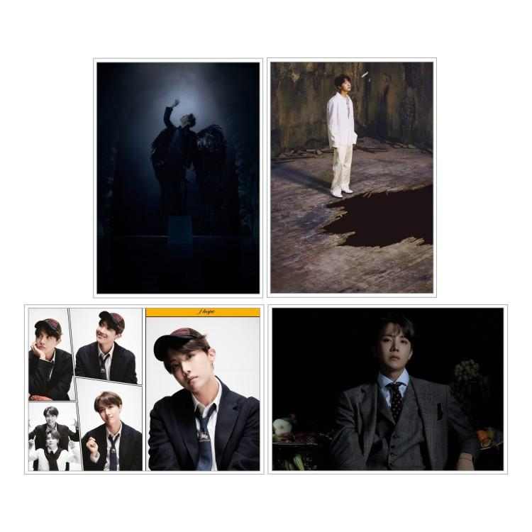 MAP OF THE SOUL: 7 POSTER SETS - BTS ARMY MERCH