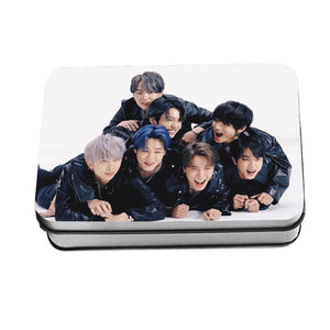 MAP OF THE SOUL: 7 PREMIUM PHOTO CARD BOX - ARMY MERCH