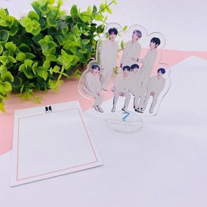 MAP OF THE SOUL: 7 STANDING FIGURES - ARMY MERCH