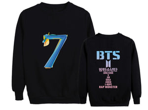 MAP OF THE SOUL: 7 SWEATSHIRTS - BTS ARMY MERCH