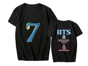 MAP OF THE SOUL: 7 T-SHIRTS - BTS ARMY MERCH