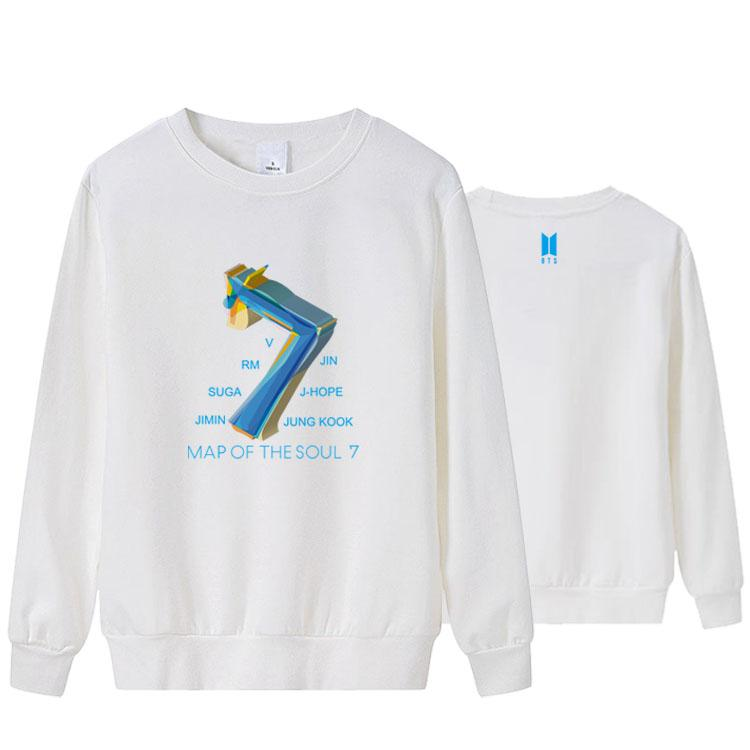 MAP OF THE SOUL: 7 TEAM SWEATSHIRTS - BTS ARMY MERCH