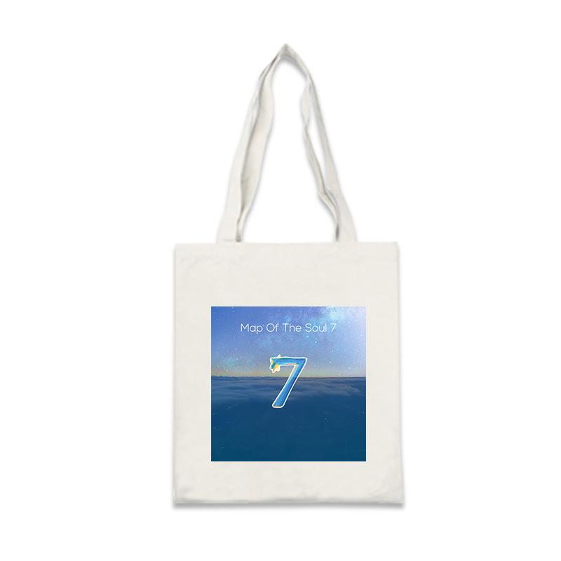 MAP OF THE SOUL: 7 TOTE BAGS - BTS ARMY MERCH