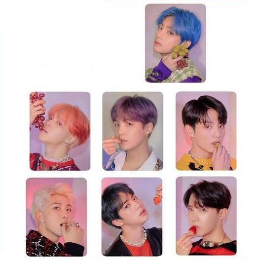 Map Of The Soul: Persona Album Photocard Sets - BTS ARMY MERCH