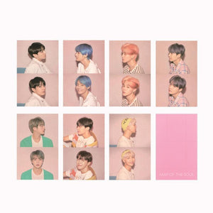 map of the soul persona album photocards