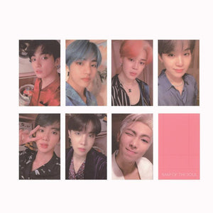 Map Of The Soul: Persona Album Photocards - BTS ARMY MERCH