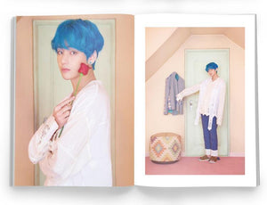 Map of the Soul: Persona Army Box - BTS collections