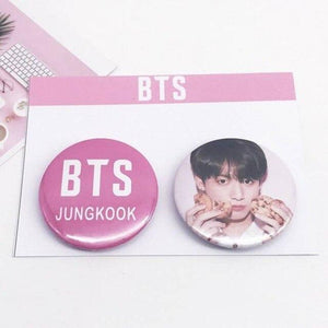 Map Of The Soul: Persona Badges - BTS accessories jungkook