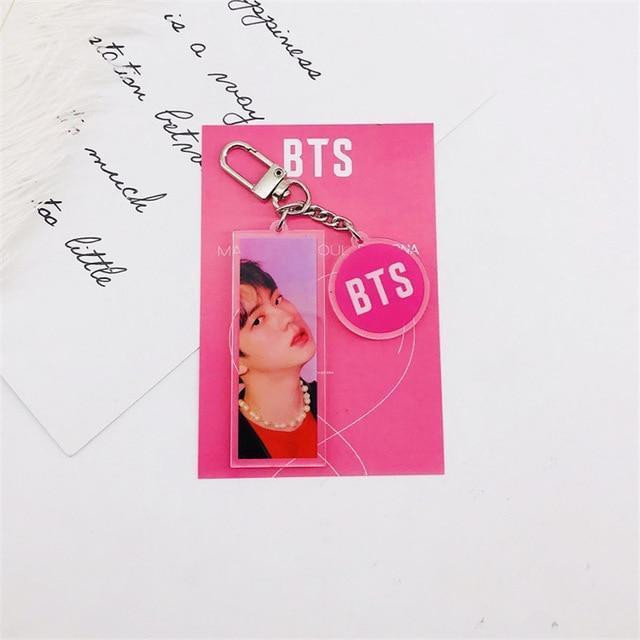 Map Of The Soul: Persona Keychains - BTS ARMY MERCH