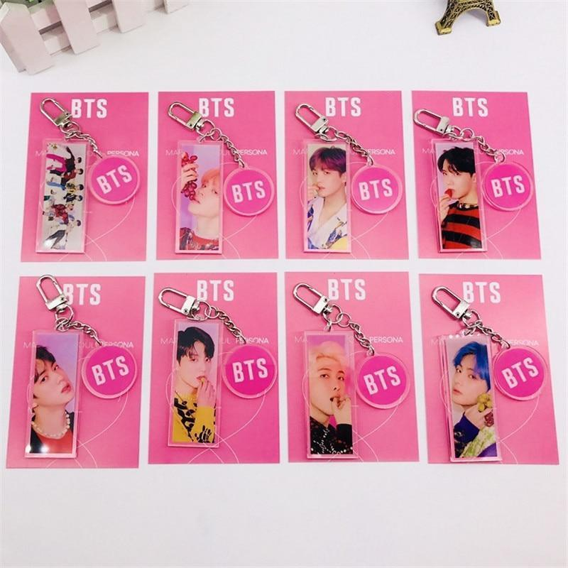 Map Of The Soul: Persona Keychains - BTS accessories