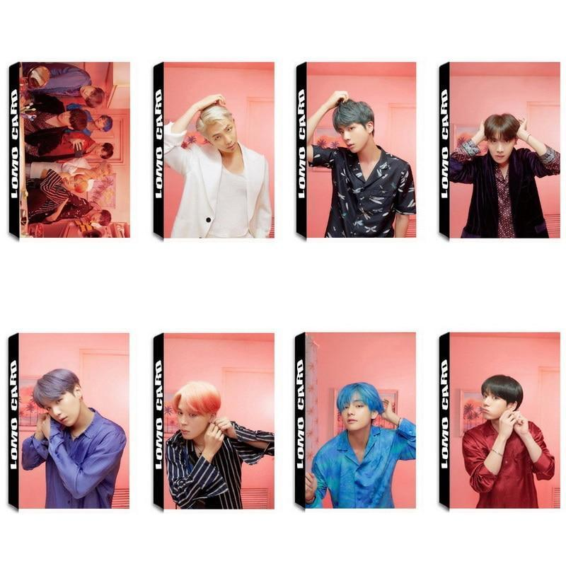 map of the soul persona photocard box