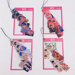 Map Of The Soul: Persona Photocard Keychains - BTS ARMY MERCH