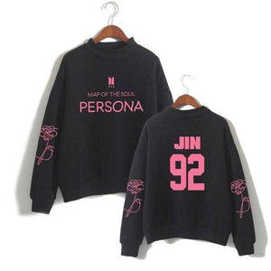 Map Of The Soul: Persona Sweatshirt - BTS clothing