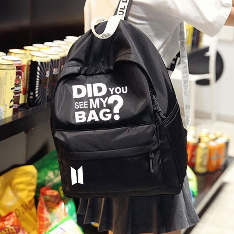 MIC DROP Backpack - BTS ARMY MERCH
