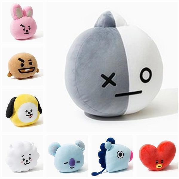 Official BT21 Plushies - BTS ARMY MERCH