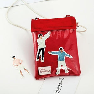 Official Love Yourself Mini Bag - BTS accessories
