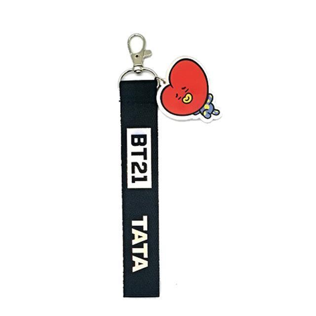 Phone Strap Keychain - BTS Accessories tata